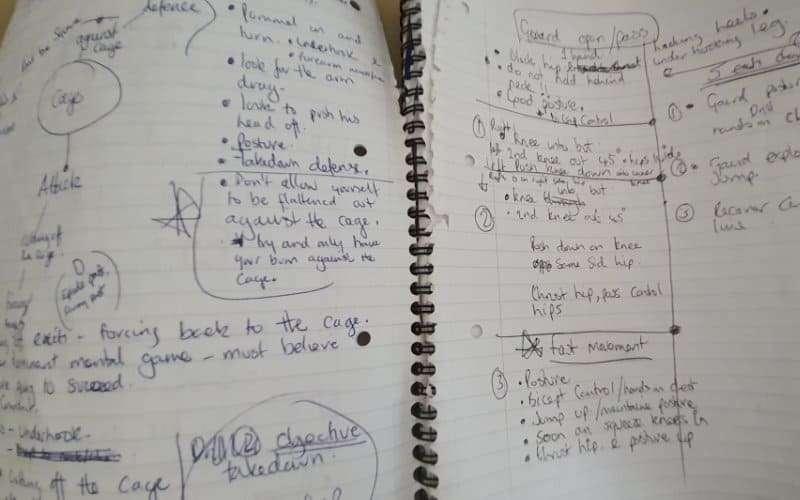 bjj-diary