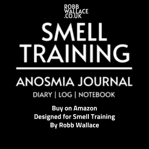 smell training journal 3