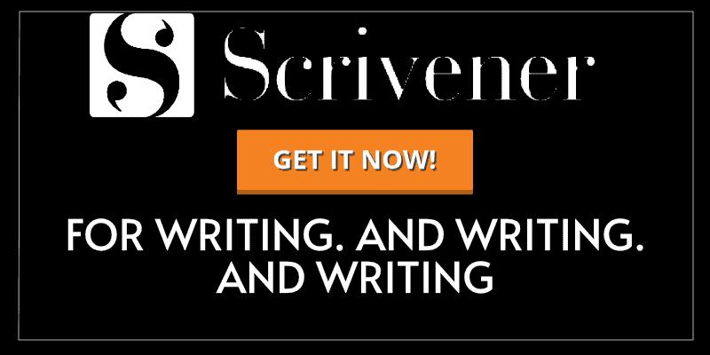 scrivener-for-writing