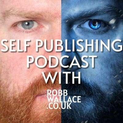 self-publishing-podcast-robb-wallace-logo