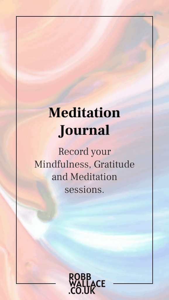 Meditation-Journal-Mindfulness
