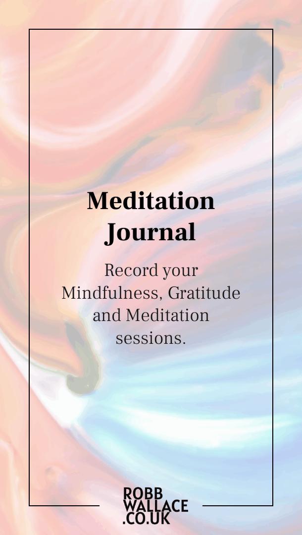 Meditation-Journal-Mindfulness