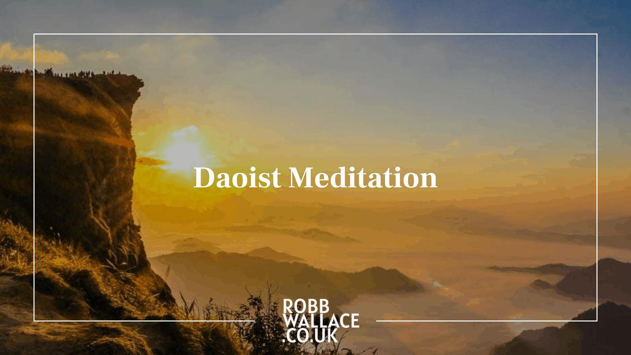 Daoist-Meditation