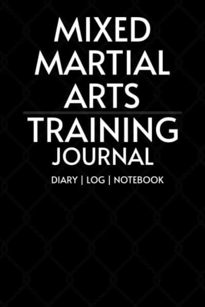 mixed martial arts-training-journal-black-1