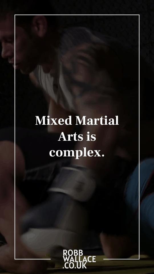 MMA-Training-Journal