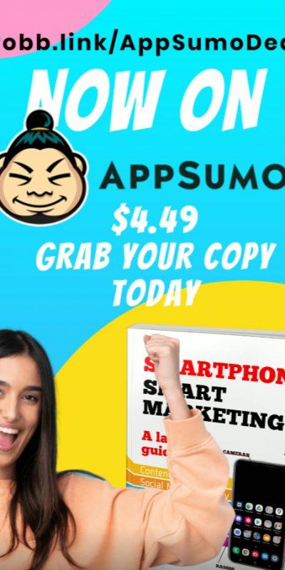 Smartphone Marketing now on Appsumo