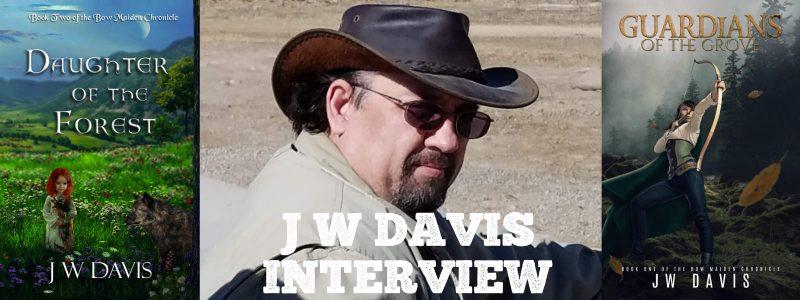J W Davis Interview
