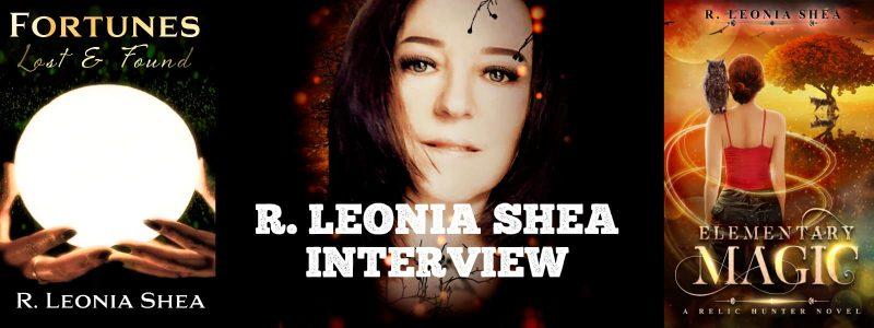 R. Leonia Shea Interview
