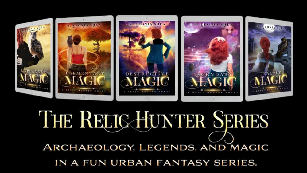 Relic-Hunter-Series-R-Leonia-Shea