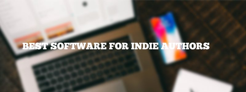 Best software for indie authors