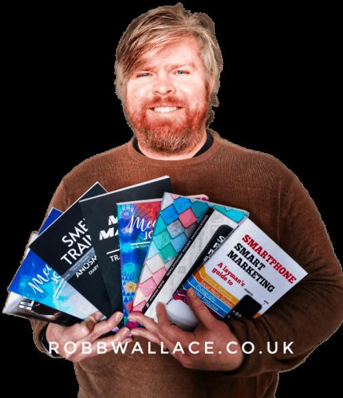 Robb Sharp tenacious journals